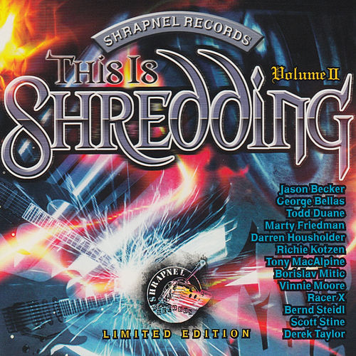 This Is Shredding Vol. II by Various Artists