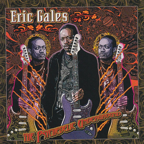 The Psychedelic Underground by Eric Gales