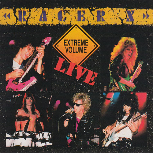 Extreme Volume (Live) by Racer X