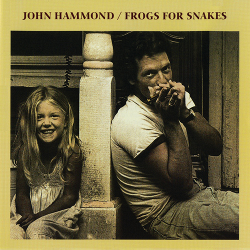 Frogs For Snakes de John Hammond, Jr.