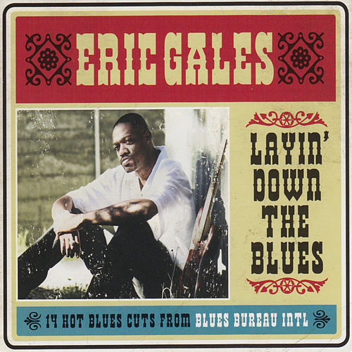 Layin' Down the Blues de Eric Gales