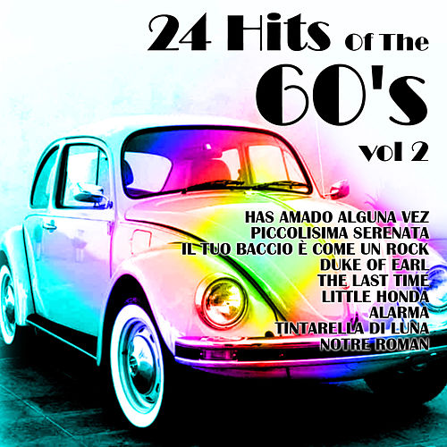 24 Hits Of The 60's, Vol. 2 von Various Artists
