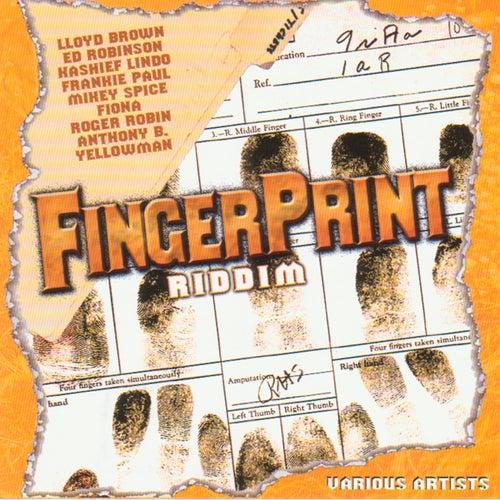 FingerPrint Riddim by Various Artists