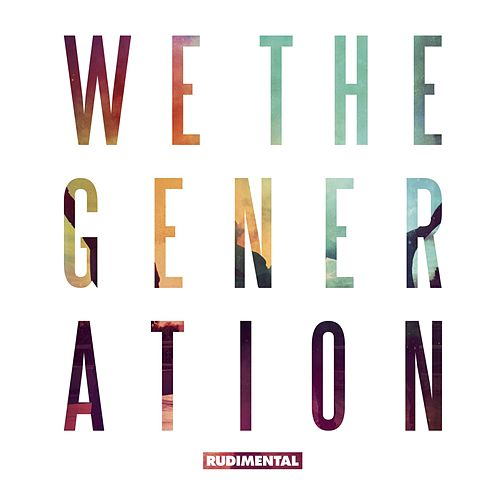 We The Generation (Deluxe Edition) di Rudimental
