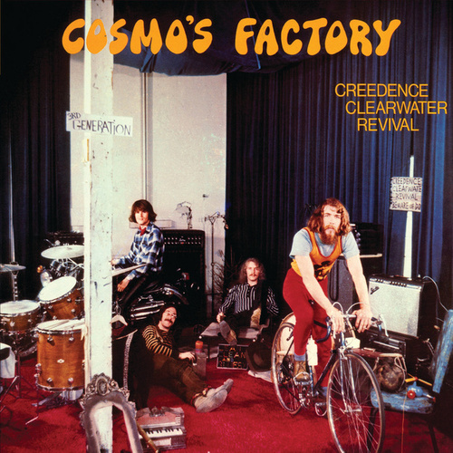 Cosmo's Factory (40th Anniversary Edition) de Creedence Clearwater Revival