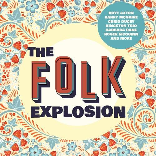The Folk Explosion de Various Artists