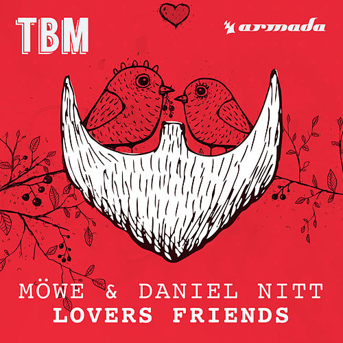 Lovers Friends by Möwe