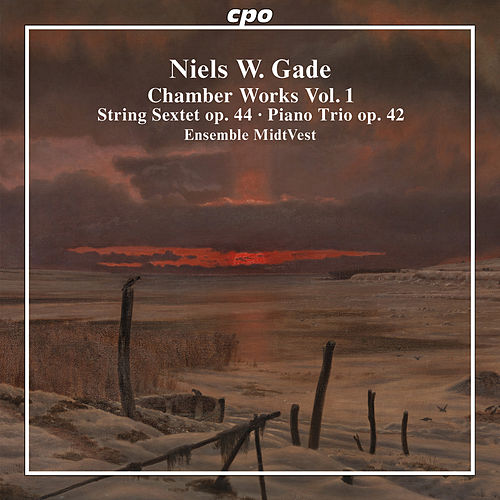 Gade: Chamber Works, Vol. 1 by Ensemble MidtVest