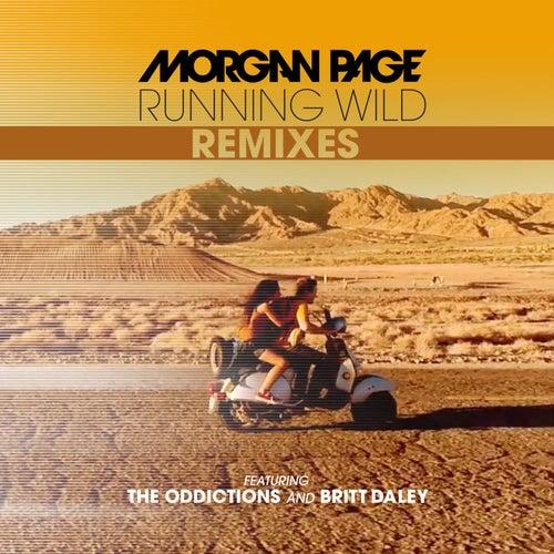 Running Wild Remixes de Morgan Page