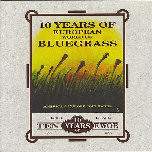 10 Years of European World of Bluegrass de Various Artists