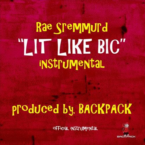 Lit Like Bic (Instrumental) von Rae Sremmurd