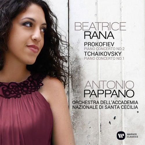 Prokofiev: Piano Concerto No. 2 - Tchaikovsky: Piano Concerto No. 1 de Beatrice Rana