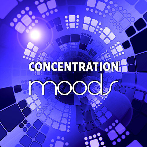 Concentration Moods - Study Music for Your Brain Power, Instrumental Relaxing Music for Reading, New Age by Exam Study Music Set