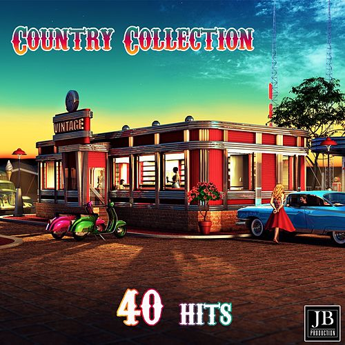 Country Collection (40 Hits) de Various Artists