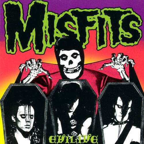 Evilive by Misfits
