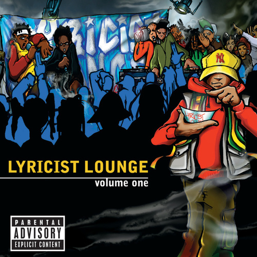 Lyricist Lounge Vol. 1 de Various Artists