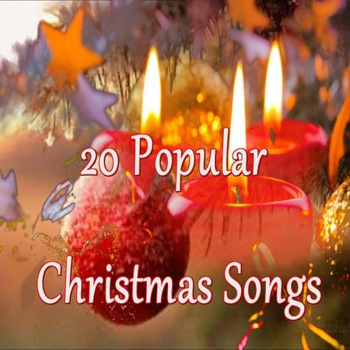 20 Popular Christmas Songs von Various Artists