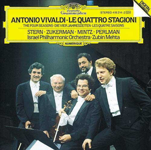 Vivaldi: Le quattro stagioni by Isaac Stern