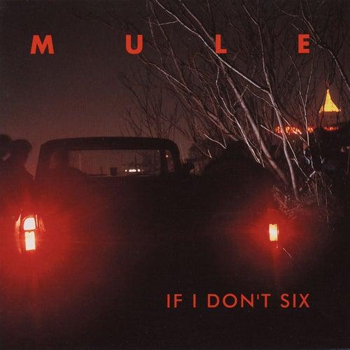 If I Don't Six de Mule