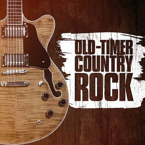 Old-timer Country Rock by Various Artists