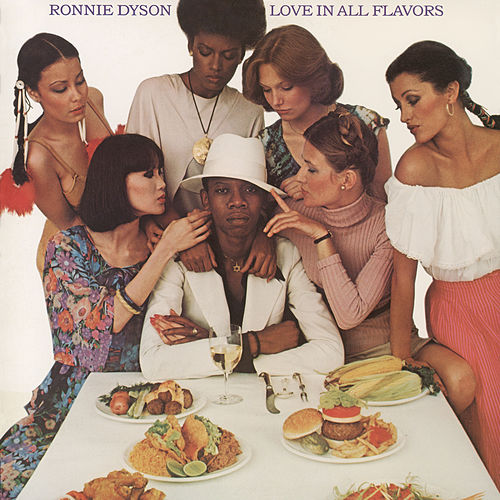 Love in All Flavors de Ronnie Dyson