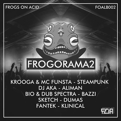 Frogorama Vol.2 by Various Artists