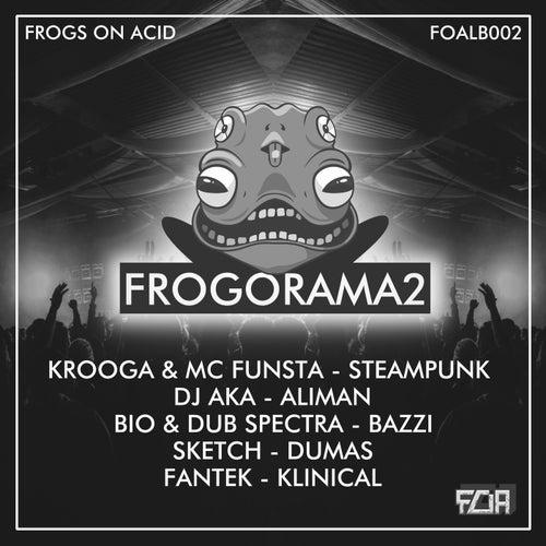 Frogorama Vol.2 di Various Artists