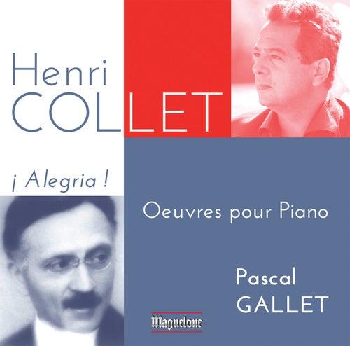 Collet: Ouvres pour piano de Pascal Gallet