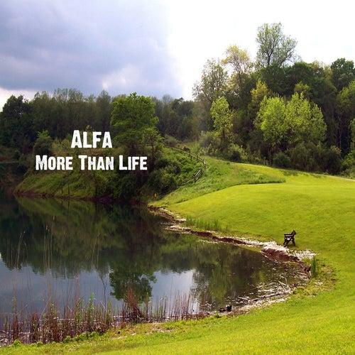 More Than Life di Alfa