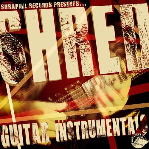 Shrapnel Record Presents: Shred Guitar Instrumentals by Various Artists