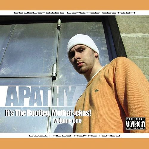 It's the Bootleg, Muthafuckas! Vol. 1 von Apathy