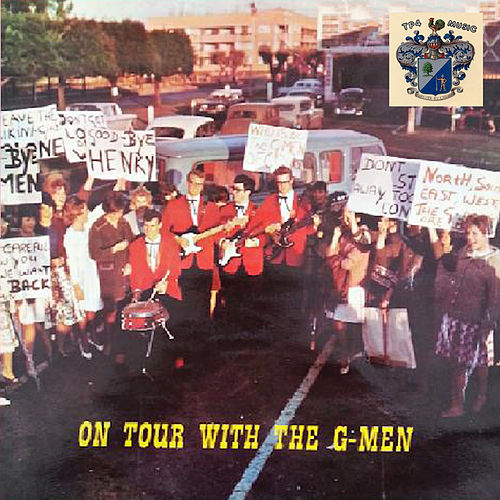 On Tour with the G-men by Johnny Kongos and the G-Men