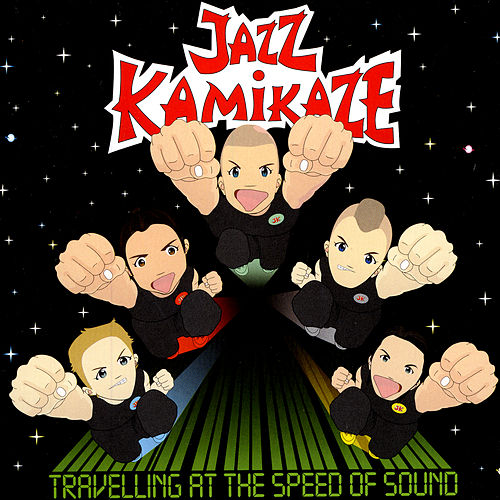 Travelling At The Speed Of Sound de Jazzkamikaze