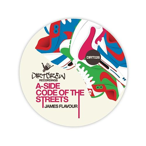 Code of the Streets von James Flavour