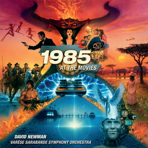 1985 At The Movies de David Newman