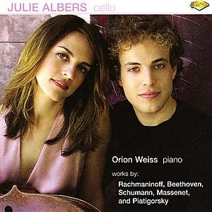 NEL, Anton: Piano Recital de Julie Albers
