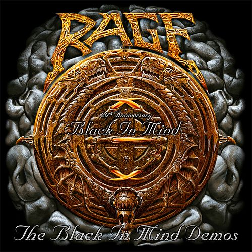 Black in Mind - 20th Anniversary Edition (The Black in Mind Demos) by Rage