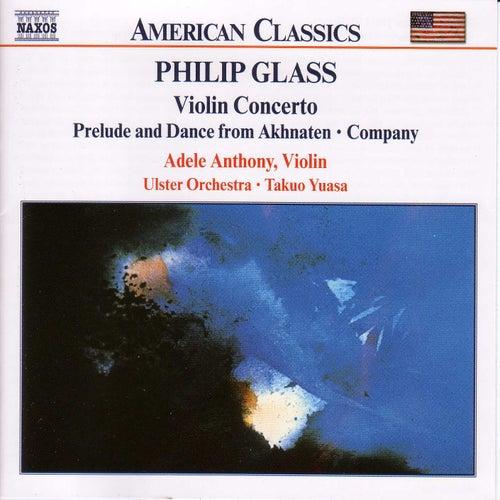 Violin Concerto by Philip Glass