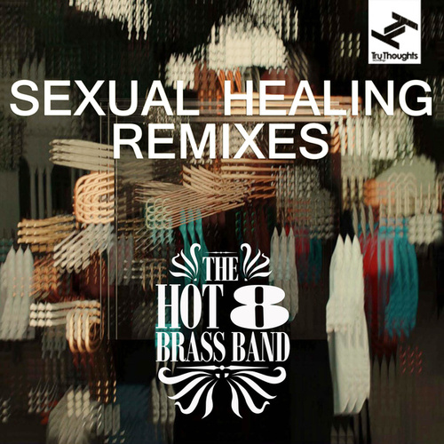 Sexual Healing Remixes van Hot 8 Brass Band