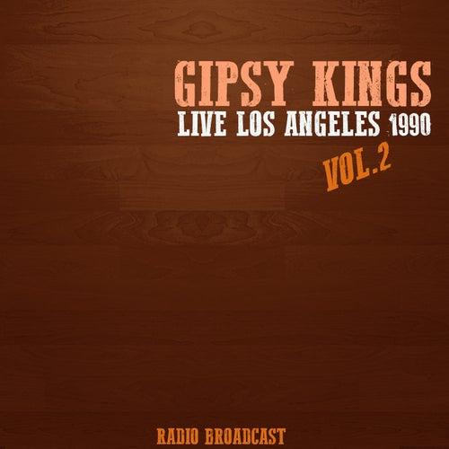 Gipsy Kings Live los Angeles 1990, Vol. 2 de Gipsy Kings