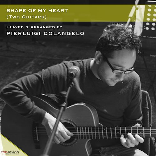 Shape of My Heart (Two Guitars) von Pierluigi Colangelo
