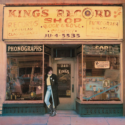 King's Record Shop de Rosanne Cash