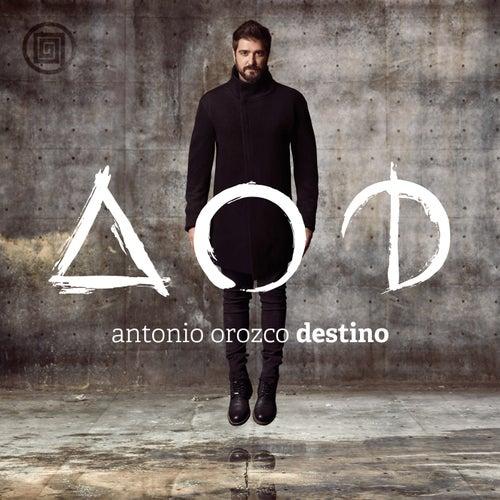 Destino de Antonio Orozco