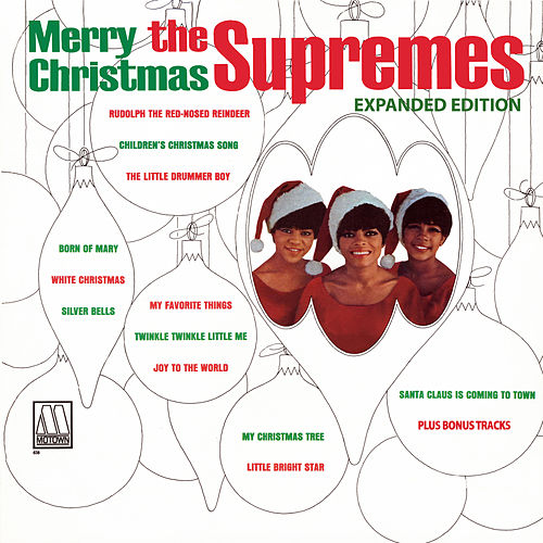 Merry Christmas (Expanded Edition) de The Supremes