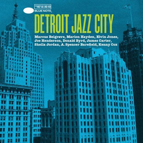 Detroit Jazz City von Various Artists