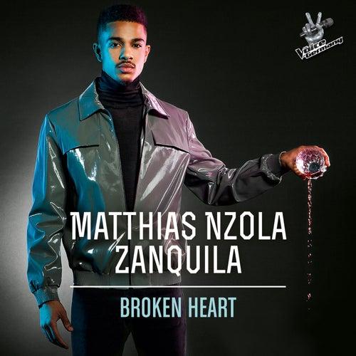 Broken Heart (From The Voice Of Germany) von Matthias Nzola Zanquila