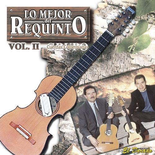 Lo Mejor del Requinto, Vol. 2 de Cuerdas Colombianas