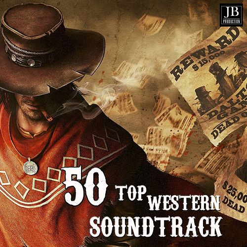 50 Top Western Soundtrack von Various Artists