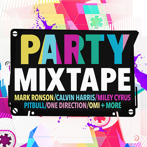 Party Mixtape de Various Artists