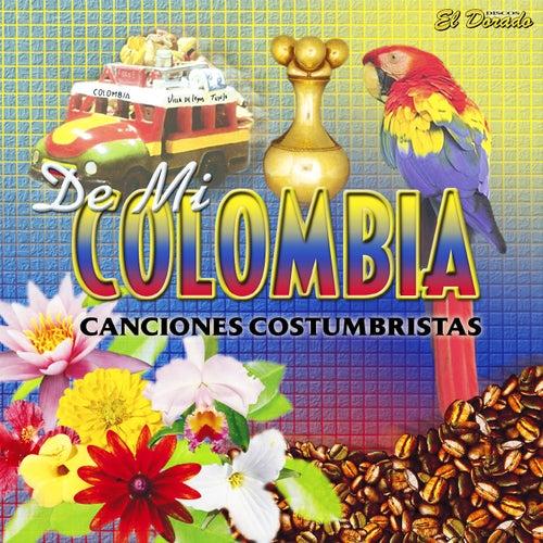 De Mi Colombia (Canciones Costumbristas) de Cuerdas Colombianas